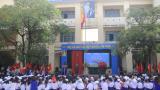 Học sinh Quảng Trị nô nức ngày hội khai trường