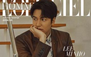 Lee Min Ho xuất hiện như nam thần sau 2 năm nhập ngũ khiến fan phấn khích