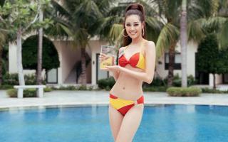 Học trò Hương Giang vượt mặt Quán quân Next Top Model, thắng giải Best catwalk tại HH Hoàn vũ Việt Nam 2019