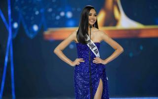 Người đẹp từng bị nghi mỉa mai H'Hen Niê kết thúc hành trình thi hoa hậu