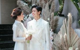 Lịch trình đám cưới Công Phượng sáng nay (16/11): Nhà trai làm lễ xin dâu nhưng mọi hình ảnh đều tuyệt mật