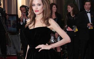 Angelina Jolie và loạt mỹ nhân khoe dáng gợi cảm trên thảm đỏ Oscar