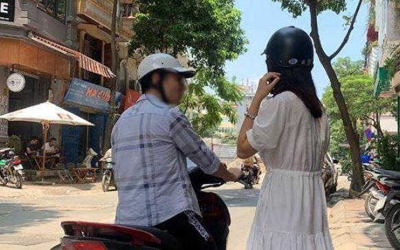 Bắt bạn trai đèo dưới trời nắng cả tiếng vì không biết ăn gì, cô gái nhận cái kết phũ
