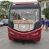 Xuất hiện xe buýt 'đến từ tương lai' được cho là của VinFast